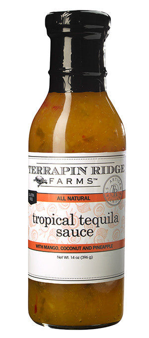 Tropical Tequila Sauce