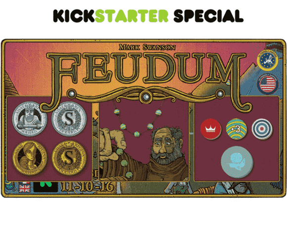Feudum Board Game Collection!
