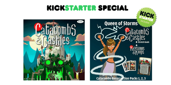 Catacombs & Castles!