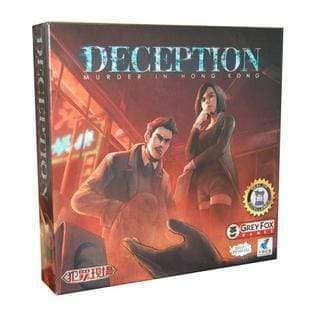 Deception Kickstarters, Promos and Bundles