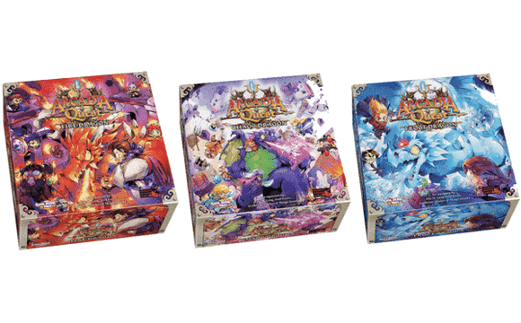 Last chance at Kickstarter Arcadia Quest!