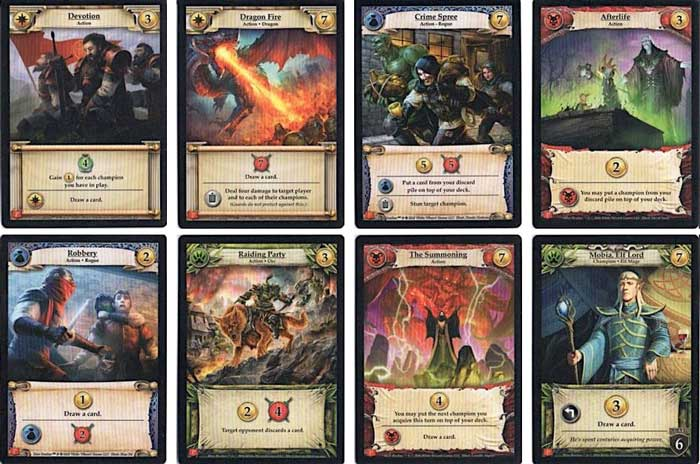 hero realms 1st first year promo pack kickstarter the game steward thegamesteward