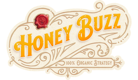 honeybuzz deluxe kickstarter board game the game steward thegamesteward