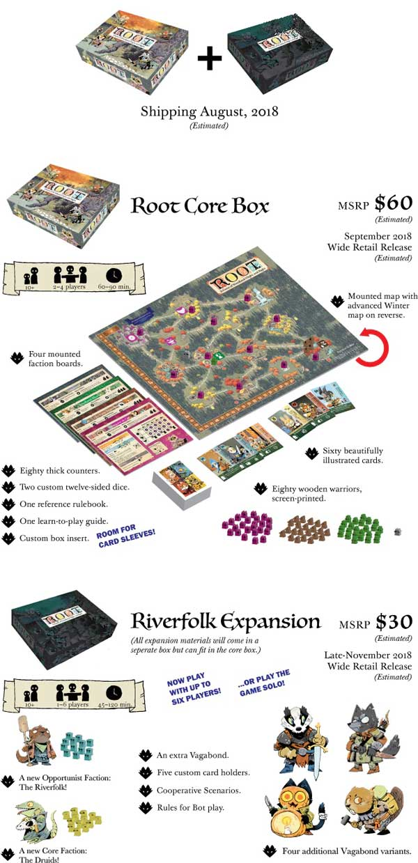 root board game kickstarter the game steward thegamesteward