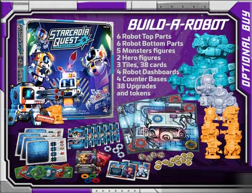starcadia quest build a robot kickstarter the game steward thegamesteward