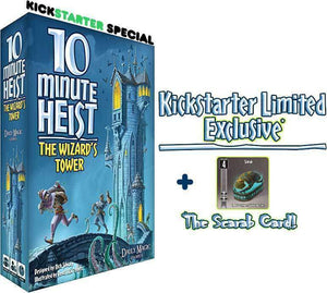 10 Minute Heist: The Wizard's Tower (Kickstarter Special) Kickstarter Board Game Chronicle Games