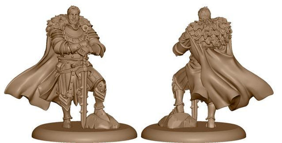A Song of Ice and Fire: Alternate Dreadfort Captain (SIF-KS021) (Kickstarter Special) dV Giochi