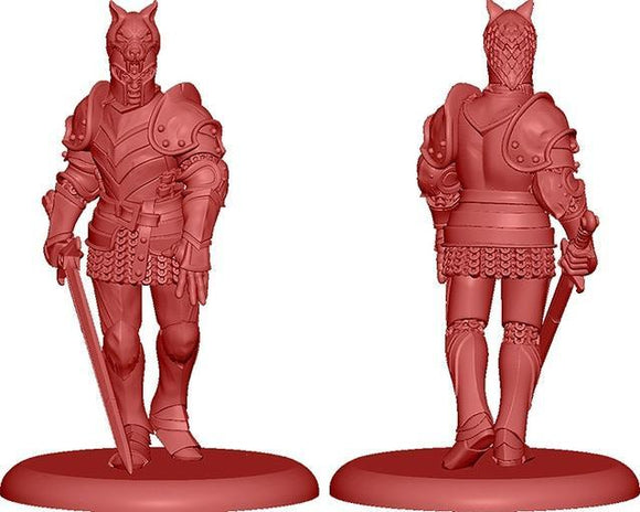 A Song of Ice and Fire: Alternate Sandor Clegane (SIF-KS020) (Kickstarter Special) dV Giochi