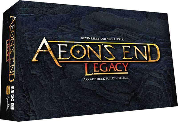Aeon's End Legacy Ding & Dent (Kickstarter Special) Kickstarter Board Game The Game Crafter KS000774A