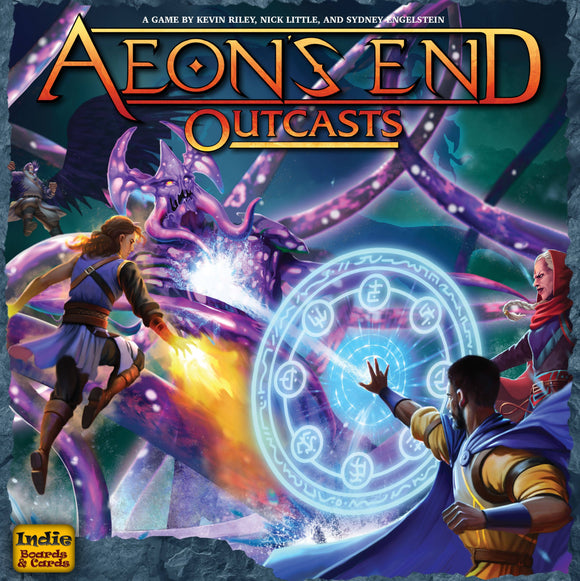 Aeon'S End: Outcasts Bundle (Kickstarter Pre-Order Special) Indie Boards & Cards KS000774D