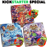 Arcadia Quest: Inferno - Dragon Bundle (Kickstarter Special) Kickstarter Board Game CMON Limited 0889696003096 KS000200A