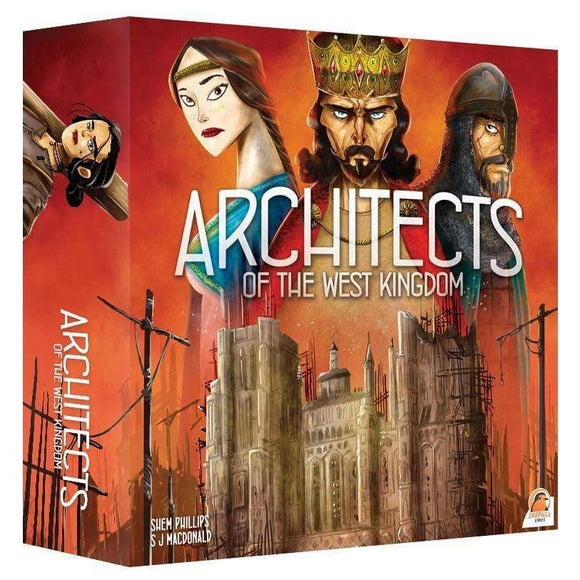 Architects of the West Kingdom Bundle (Kickstarter Special) Kickstarter Board Game Garphill Games KS000951B