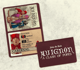 Avignon: A Clash of Popes (Kickstarter Special) Kickstarter Card Game Button Shy 0710928981199 KS000180