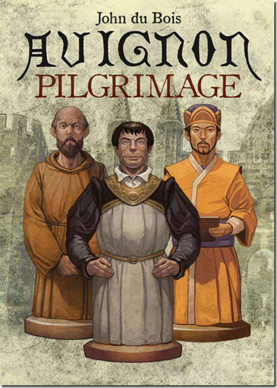 Avignon: Pilgrimage Expansion Bundle (Kickstarter Special) Kickstarter Card Game Button Shy