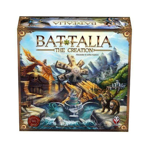BATTALIA: The Creation (Kickstarter Pre-Order Special) Kickstarter Board Game Fantasmagoria