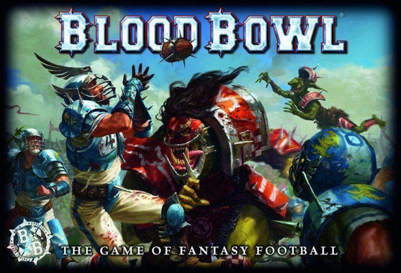 Blood Bowl (2016 Edition) Retail Board Game Games Workshop Ltd. 5011921078790 KS000686