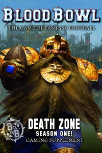 Blood Bowl: Death Zone Season One Retail Board Game Games Workshop Ltd