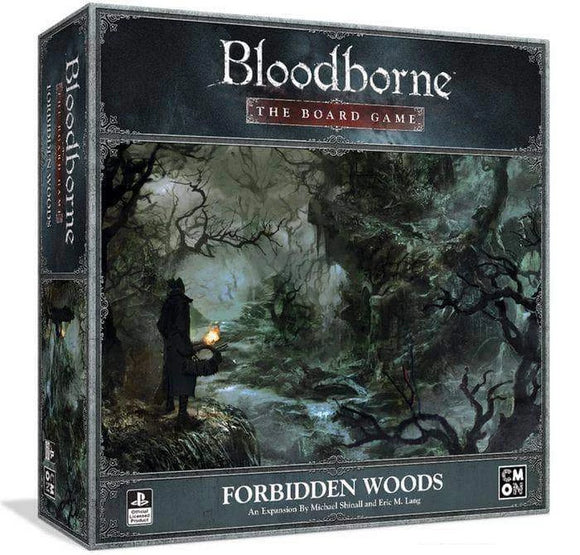 Bloodborne: Forbidden Woods Expansion (Kickstarter Pre-Order Special) Board Game Geek, Kickstarter Games, Games, Kickstarter Board Games, Board Games, Kickstarter Board Games Expansions, Board Games Expansions, CMON Limited, Bloodborne The Board Games – Forbidden Woods, The Games Steward Kickstarter Edition Shop CMON Limited