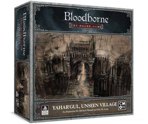 Bloodborne: Yahar'Gul Unseen Village Expansion (Kickstarter Pre-Order Special) Kickstarter Card Game Expansion CMON Limited KS000950E