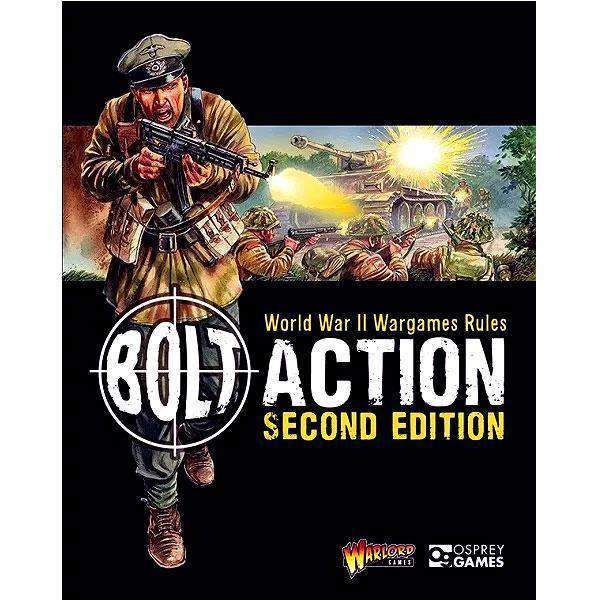 Bolt Action Second Edition (softcover)