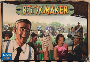 Bookmaker Retail Board Game Giochi Uniti