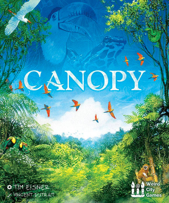 Canopy: Deluxe Edition Bundle (Kickstarter Pre-Order Special) Weird City Games KS001038A