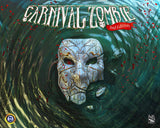 Carnival Zombie: Second Edition Deluxe Pledge Bundle (Kickstarter Pre-Order Special) Board Game Geek, Kickstarter Games, Games, Kickstarter Board Games, Board Games, Albe Pavo, Carnival Zombie 2nd Edition, The Games Steward Kickstarter Edition Shop, Action Points, Action Queue Albe Pavo