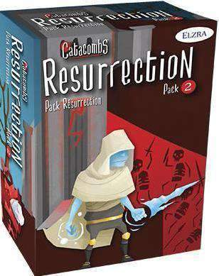 Catacombs: Resurrection Pack 2 Expansion (Kickstarter Special) Kickstarter Board Game Expansion Elzra Corp. 0628451192053 KS000061C
