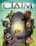 Claim: Core Game Plus Ghosts Expansion & Metal Coin Set Bundle White Goblin Games 682604701363 KS000979A