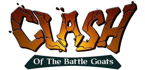 Clash of the Battle Goats (Kickstarter Special) Kickstarter Card Game Studio Woe 0868726000120 KS000104