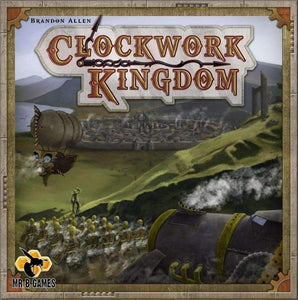 Clockwork Kingdom (Kickstarter Special) Kickstarter Board Game Mr. B Games