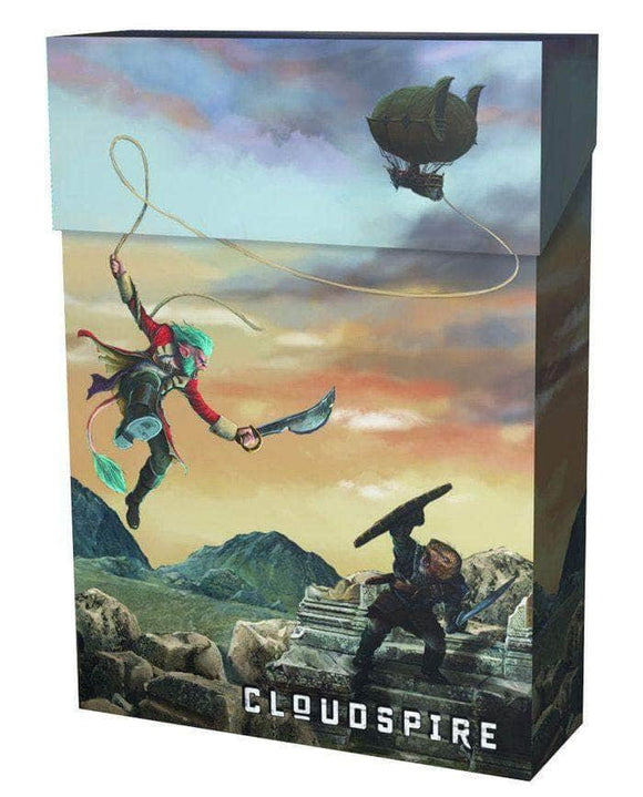 Cloudspire: Hero's Bounty Pre-Order Board Game Geek, Games, Board Games, Kickstarter Board Games Expansions, Board Games Expansions, Chip Theory Games, Cloudspire Heros Bounty Pack, Kickstarter Board Games, Action Queue, Cooperative Games Chip Theory Games KS000862E