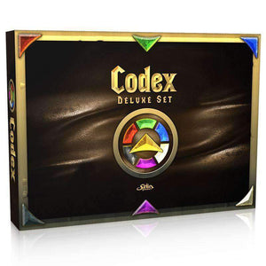 Codex: Card-Time Strategy - Ding or Dent Retail Card Game Sirlin Games