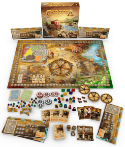 Coloma: Deluxe Edition (Kickstarter Special) Kickstarter Board Game Final Frontier Games KS000925A