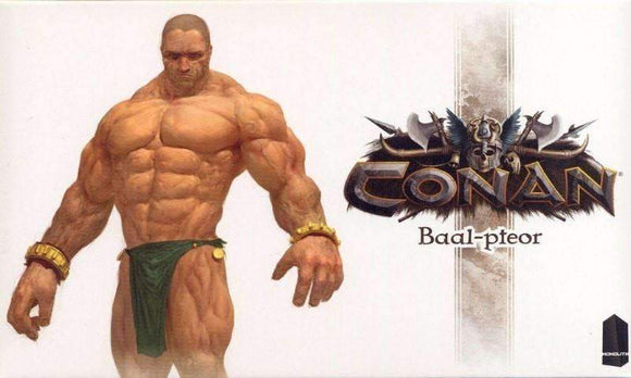Conan: Baal-pteor (Kickstarter Special) at The Game Steward