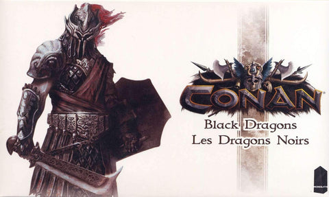 Conan: Black Dragons Retail Board Game Asmodee KS000337B