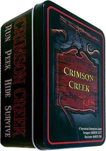 CRIMSON CREEK (Kickstarter Special) Kickstarter Board Game Toystorian Enterprises