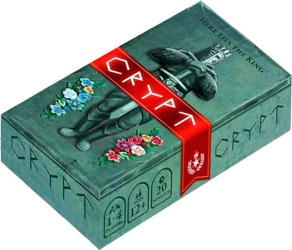 Crypt (Kickstarter Pre-Order Special) Kickstarter Card Game GateOnGames, Ôz Editions, Road To Infamy Games (R2i Games)
