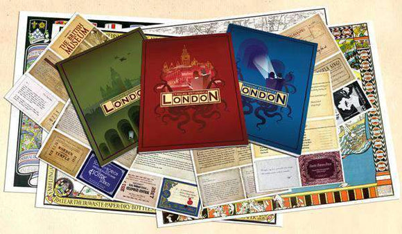 Cthulhu Britannica London: Pearly King in Yellow Bundle (Kickstarter Special) Kickstarter Role Playing Supplement Cubicle7