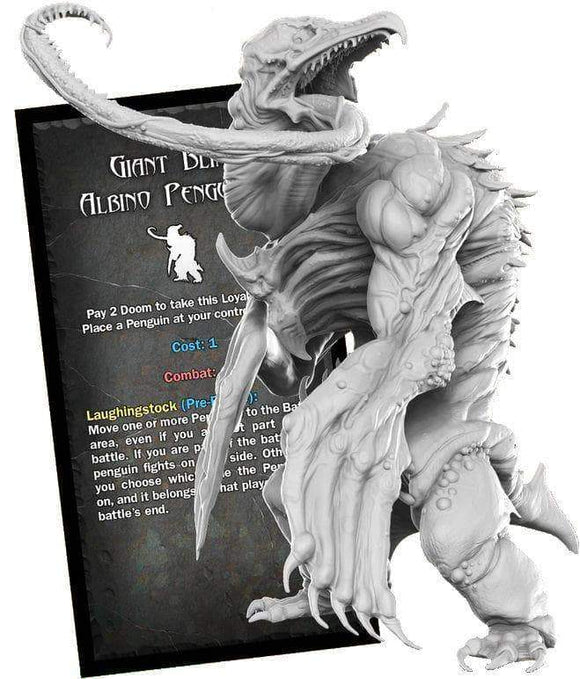 Cthulhu Wars: Giant Blind Albino Penguins Neutral Monsters Expansion (Kickstarter Pre-Order Special) Kickstarter Board Game Expansion Petersen Games KS000869H