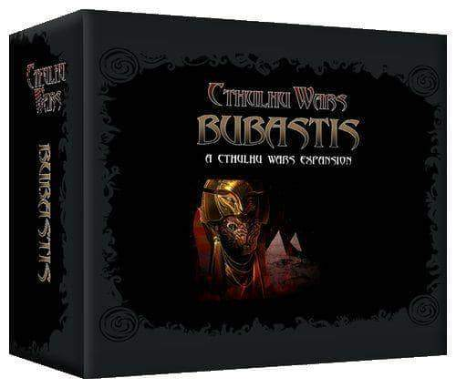 Cthulhu Wars: Neutral Unit Identifiers for Bubastis (Kickstarter Pre-Order Special) Kickstarter Board Game Expansion Petersen Games KS000869K