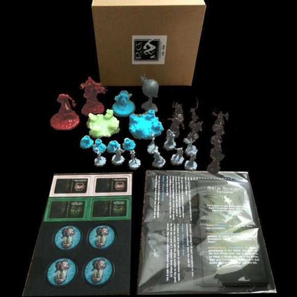 Cthulhu Wars: Stretch Goal Box (CW-E20) (Kickstarter Special) Kickstarter Board Game Supplement Petersen Games