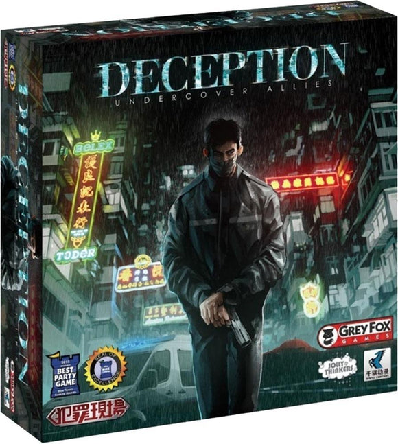 Deception: Undercover Allies Kickstarter