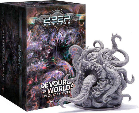 Deep Madness: Devourer of Worlds (Kickstarter Special) Kickstarter Board Game Expansion Diemension Games KS000001C