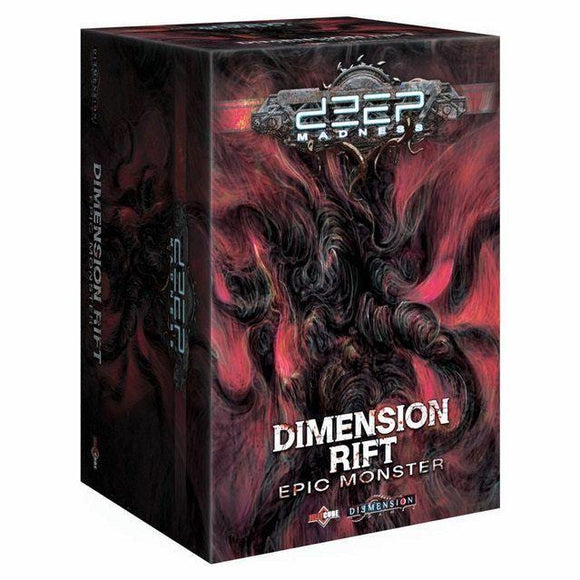 Deep Madness: Dimension Rift Expansion (Kickstarter Special) Kickstarter Board Game Accessory Diemension Games 0850368008060 KS000001G