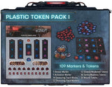 Deep Madness: Plastic Token Pack I (Retail Edition) Retail Board Game Accessory Diemension Games KS000001K