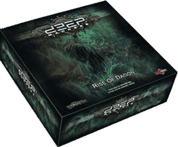 Deep Madness: Rise of Dagon Expansion (Kickstarter Pre-Order Special) Kickstarter Board Game Expansion Diemension Games