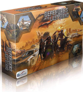 Defenders of the Last Stand - Adventure Board Game (Kickstarter Special) Kickstarter Board Game 8th Summit