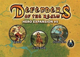 "Defenders of the Realm: Dragon Expansion ""Dragon Slayer Pledge Bundle"" (Kickstarter Special) Kickstarter Board Game Expansion Eagle-Gryphon Games"