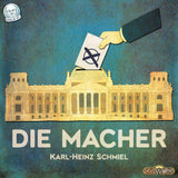 Die Macher: Limited Edition Pledge (Kickstarter Pre-Order Special) Kickstarter Board Game Hans im Glück KS000969A